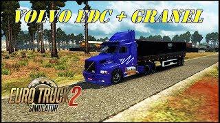 VOLVO EDC 1996 NA GRANEL GERRA - ETS2