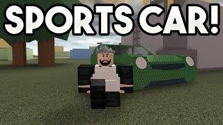 SPORTS CAR! | Apocalypse Rising (Update)