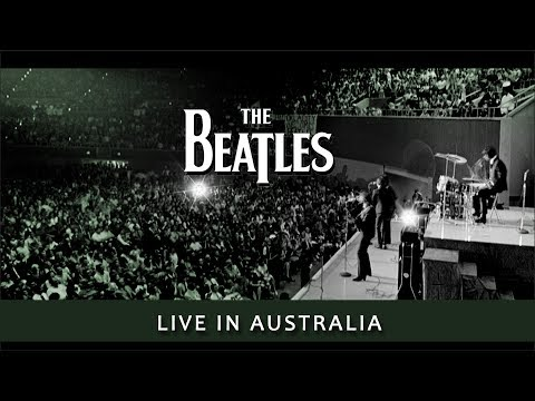 Beatles -- Live -- Australia Concert  [ film w/ great audio!