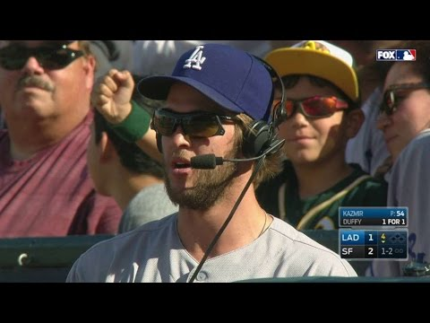 LAD@SF: Kershaw on the Dodgers, Giants rivalry