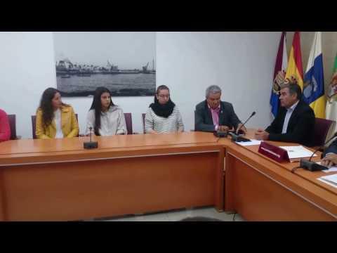 Puerto del Rosario: Entrega Pr...