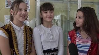 Выставка национальной куклы.