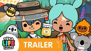 CHECK OUT THIS TREE-MENDOUS 🏠! | Tree House Trailer | Toca Life: World