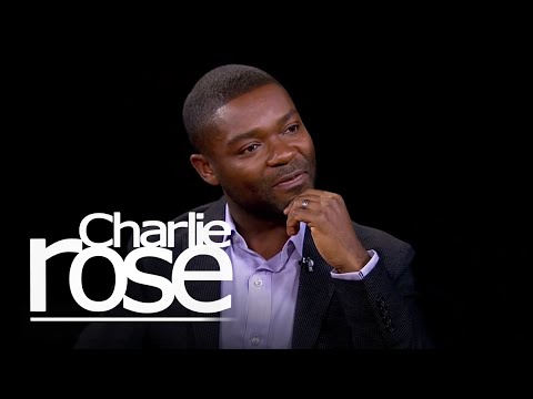 """Selma"" Star David Oyelowo on Being a Black Actor in Hollywood Dec. 29, 2014  Charlie Rose"