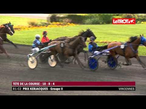 Vincennes   -   Prix Kerjacques (GROUPE II)   -   Timoko   -   06-05-2016