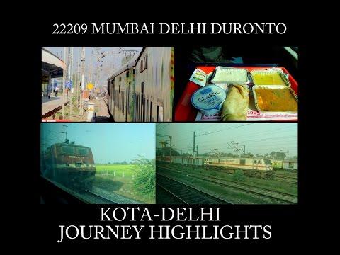 22209 DELHI DURONTO | JOURNEY COMPILATION | HIGH SPEED SKIPS , BACK TO BACK RAJDHANI CROSSINGS