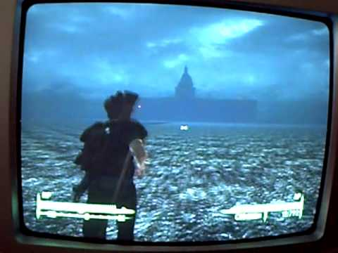 Fallout 3 Secret: Leave The World Map #1 - YouTube