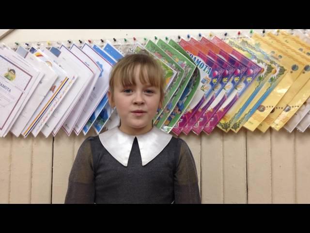 Изображение предпросмотра прочтения – АнастасияПрокопьева читает произведение «Ангел благого молчания» В.Я.Брюсова