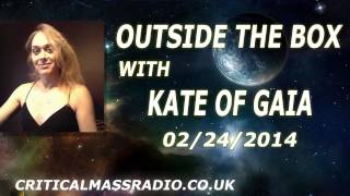 Outside The Box With Kate Of Gaia - The Oedipus Rex Allegory [02/24/2014]