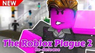 FUGINDO DOS INFECTADOS ) :  ROBLOX - THE PLAGUE 2