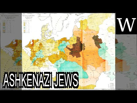 ASHKENAZI JEWS - WikiVidi Documentary