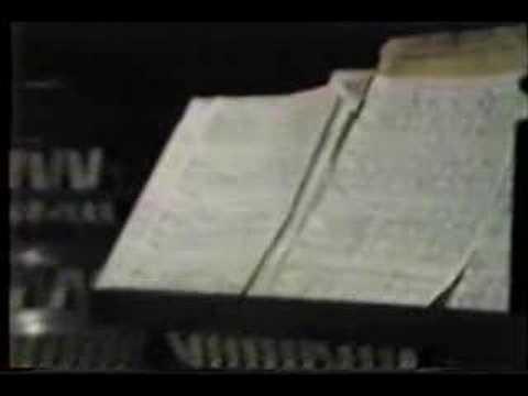Keith Chapman plays Strauss on Wanamaker