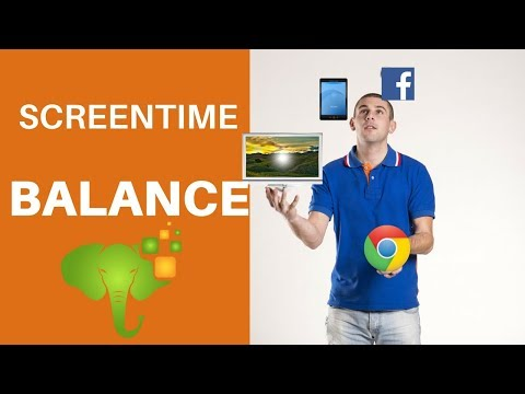 Balancing Screen Time for Kids -Active vs Passive Screentime