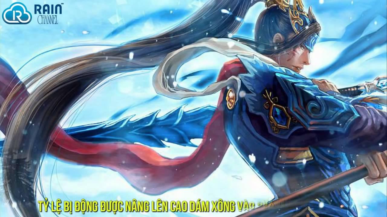 3Q Rap Triệu Vân NaiK Video Lyrics