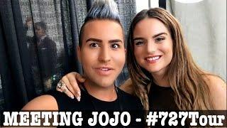 MEETING JOJO | FIFTH HARMONY CONCERT | #727TOUR