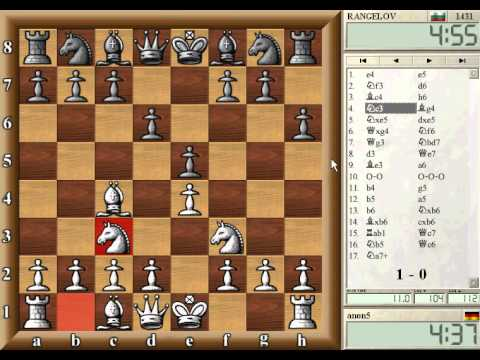 Learn Chess - Strategic Play - Open files for your rooks (Level 3)