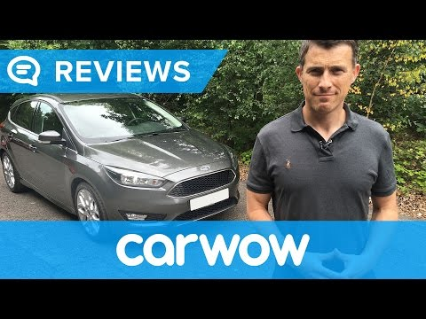 Ford Focus 2017 Hatchback review | Mat Watson Reviews