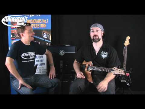 Sound Like Metallica for under � at Andertons - Part One