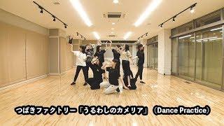 つばきファクトリー「うるわしのカメリア」(Dance Practice)
