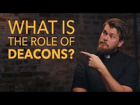 What is the Role of Deacons? | Made for Glory