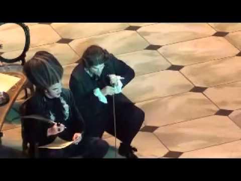 """G. Rossini """"Il Barbiere di Seviglia"""" Basilio -- Roman Polisadov"""