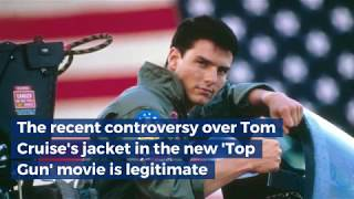'Top Gun Maverick' and How China is Taking Over Hollywood