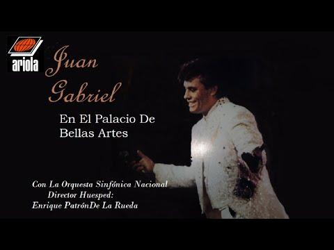 """21 - Juan Gabriel""""Totalmente en VIVO"""" El Concierto En Bellas Artes"""