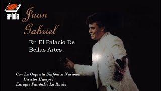 21 Y 22 Juan Gabriel Totalmente en VIVO El Concierto En Bellas Artes.mp3