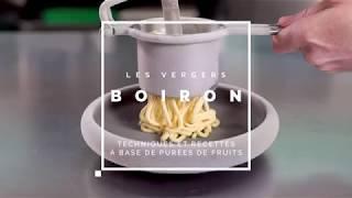 [RECETTE Les vergers Boiron] Glace Lassi de mangue