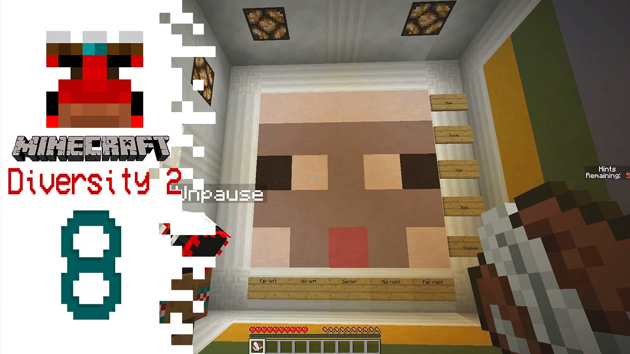 Minecraft Diversity 2 With Pause EP08 Sheep YouTube