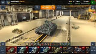 World of Tanks Blitz 11.13.2017   My Hangar