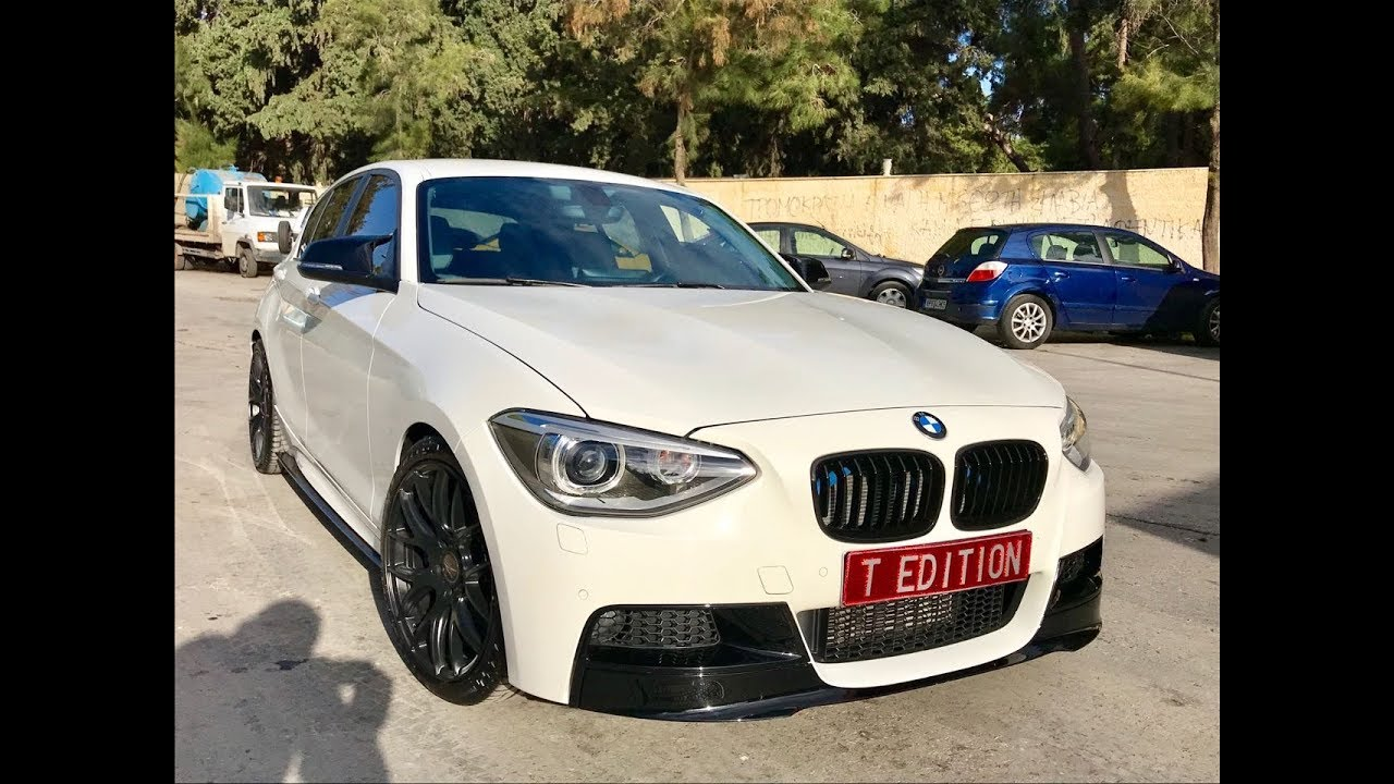 tolias edition complete body kit bmw 1 series f20 type. Black Bedroom Furniture Sets. Home Design Ideas