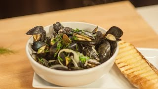 Artur Wnorowski: Mussels In Beer Butter Broth (ep. 8)