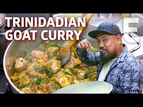 Goat Curry at Seattle's Only Authentic Trinidadian Restaurant — Cooking in America