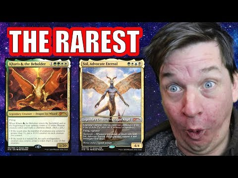The Incredible New Magic: The Gathering Cards - Heroes Of The Realm