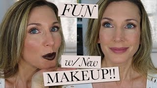 Fun with New Makeup! Chatty GRWM