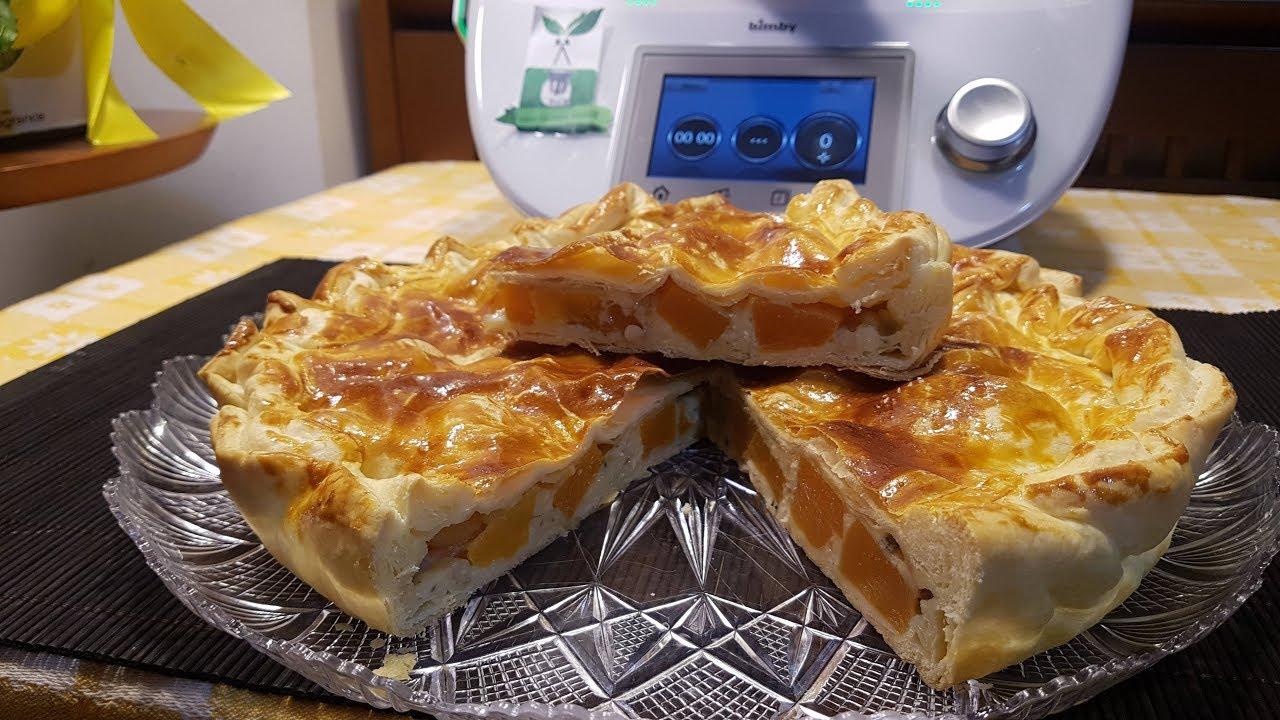 Torta Salata Zucca E Gorgonzola Bimby Per Tm5 E Tm31