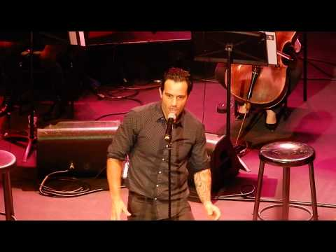 Ramin Karimloo performs Music Of The Night in Sydney. cam