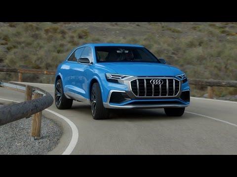 Audi Q8 concept (NAIAS 2017)