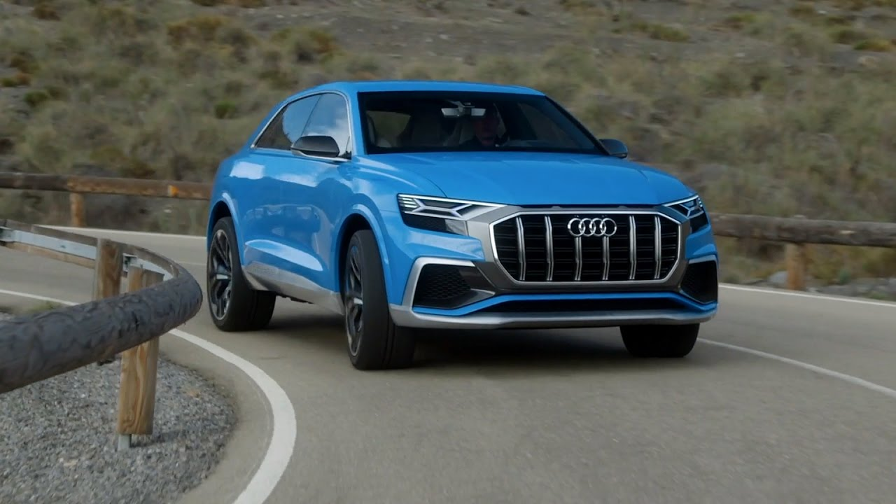 audi q8 concept naias 2017 youtube. Black Bedroom Furniture Sets. Home Design Ideas
