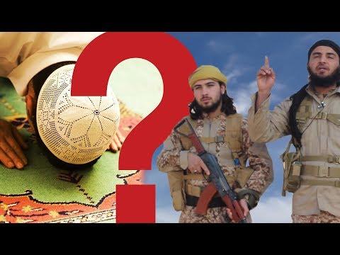 Le djihad, un combat non-violent ? ☮️⚔️