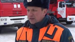 Пензенские спасатели были готовы помочь в ликвидации пожара в Саратове