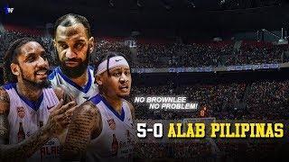 Kamusta ang Alab Pilipinas? | Still Undefeated 5-0 | Balkman, Ramos, Parks and many more!