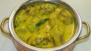 Kadhi pakodi/Kadi Pakoda spongy soft without soda without baking powder step by step recipe in Hindi