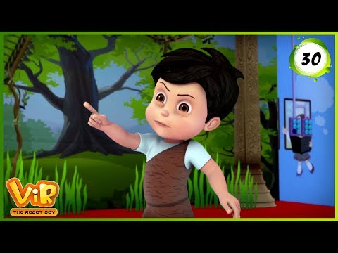 Vir: The Robot Boy | Drama Competition | Action Show for Kids | 3D cartoons