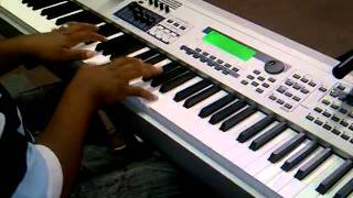 Mali Music- All I Have To Give(piano)