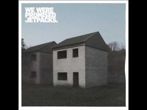 Клип We Were Promised Jetpacks - It's Thunder And It's Lightning