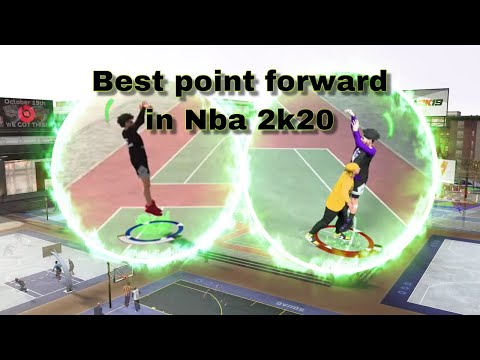 Best Pure Point Forward on NBA 2k20😱