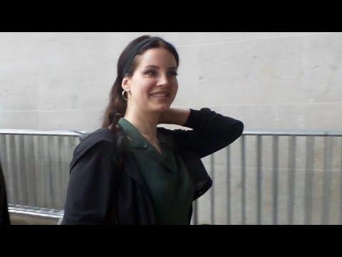 Lana Del Rey in London 25 07 2017