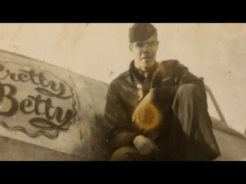 Remains of WWII Pilot Who Disappeared 72 Years Ago Found In a Tree